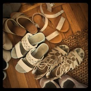 *SANDALS* any pair $10 ONLY!!!